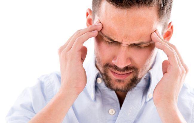 acqua e ossigeno mal di testa